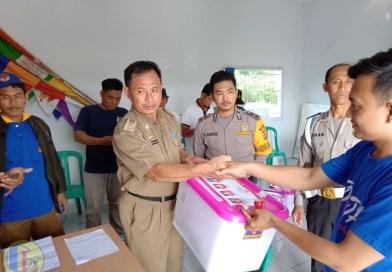 Pekon Padang Dalam Melaksanakan Pilperatin Serentak Tahun 2018 se-Kabupaten Pesibar