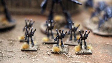 Eldar Titan Clan Wraithlords