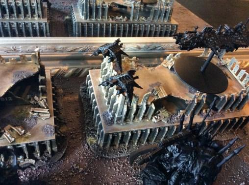 Nurgle Titan Legion Plaguedrakes