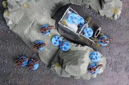 Epic Armageddon Dark Eldar Cabalite Warriors