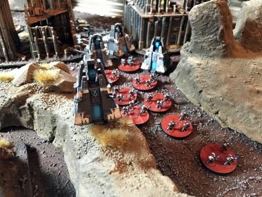 Epic Necron Infantry Phalanx
