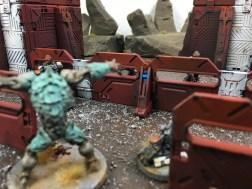 Deadzone defense