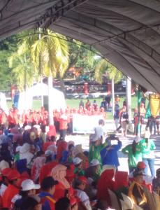 Gubernur Sulteng Buka Secara Resmi Porprov VIII Tahun 2019