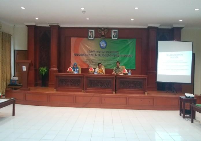 Target Penguatan Tenaga Pendidik, Disdikbud Parimo Gelar Lokakarya