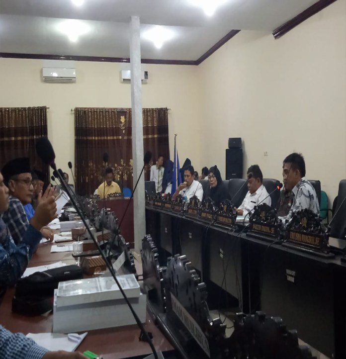 Dana Pilkada 2018 Dipansuskan DPRD Parimo