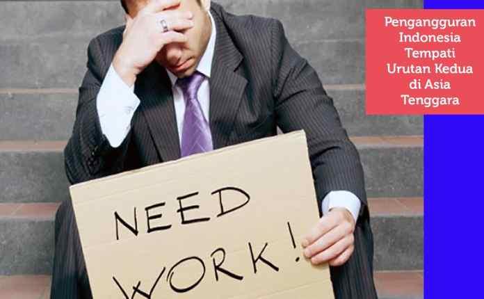 BPS Catat Lima Persen Penduduk Produktif Indonesia Menganggur