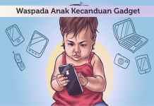 Anak Kecanduan Gadget Rentan Terkena Masalah Kejiwaan
