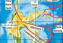 BMKG Sulawesi Tengah Sebut Aktivitas Sesar Matano Perlu Diwaspadai