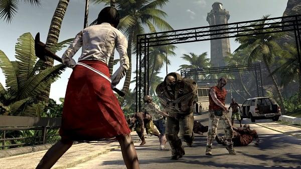 Dead Island Screenshots Tackle The Ram Gematsu