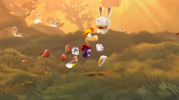 Rayman Legends Trailer Leaked Gematsu