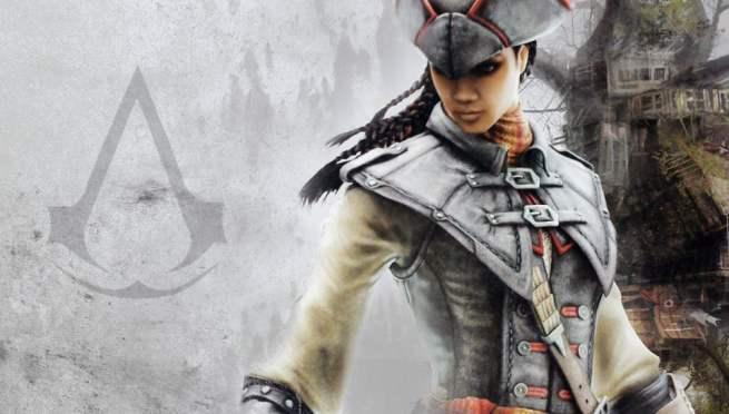 Assassin's Creed Liberation Aveline PS Vita PlayStation E3 2012