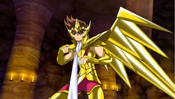 Saint Seiya Omega Ultimate Cosmo Screenshots Gematsu