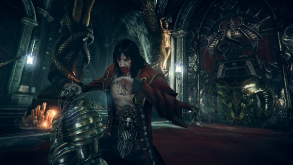 First Castlevania Lords Of Shadow 2 Gameplay Details