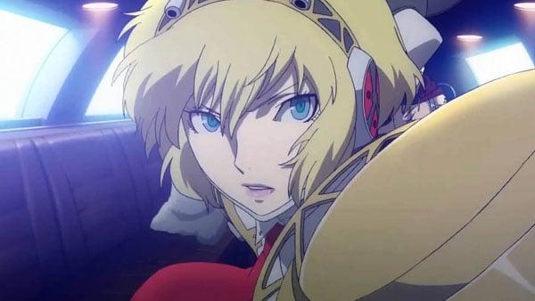 Persona 4 Arena Ultimax Aegis And Akihiko Trailers Gematsu