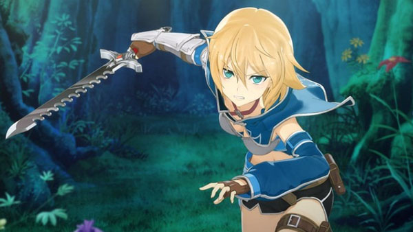 Philia Joins Sword Art Online Lost Song Gematsu