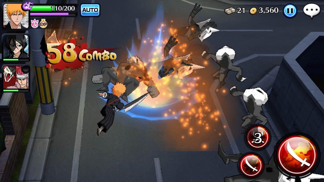 Bleach Brave Souls Announced For Smartphones Gematsu