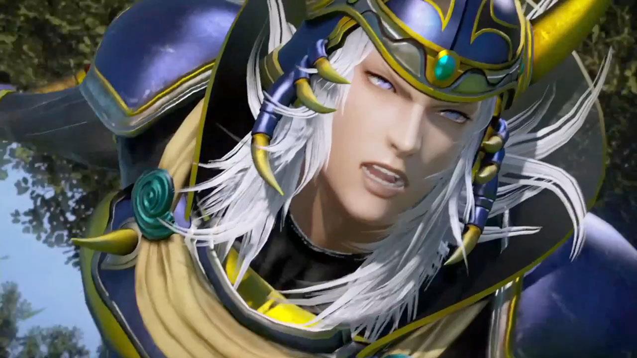 Dissidia Final Fantasy Announced For Arcades Gematsu