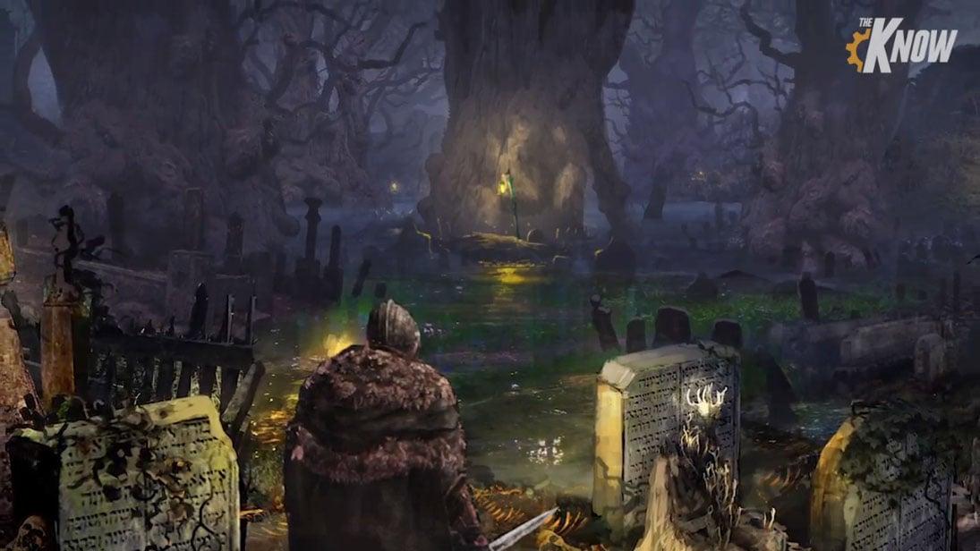 Dark Souls III First Details Screenshots Leaked Gematsu