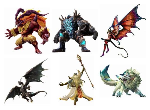 Final Fantasy Explorers Force First Details Screenshots