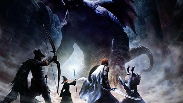 Resultado de imagem para Dragon's Dogma: Dark Arisen