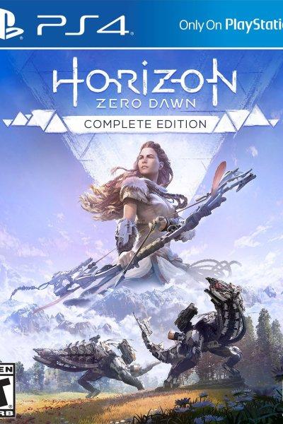 horizon zero dawn, Horizon Zero Dawn: In arrivo la Complete Edition
