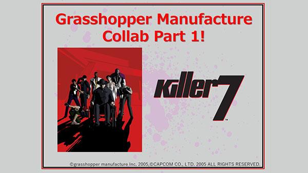 Let It Die x Killer7