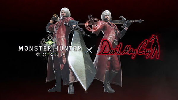 Monster Hunter: World Devil May Cry collaboration