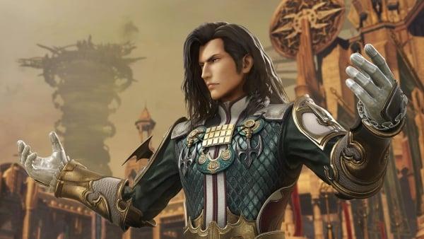 Dissidia Final Fantasy NT DLC Character Vayne Carudas