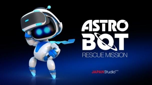 Resultado de imagen para Astro Bot Rescue Mission(SIE Japan Studio / SIE)