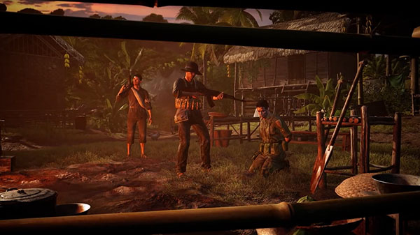 Far Cry 5 DLC 'Hours of Darkness'