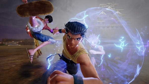 Jump Force Launches In February 2019 Adds Yusuke And