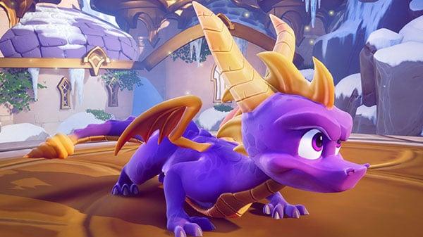 Spyro resurrected trilogy