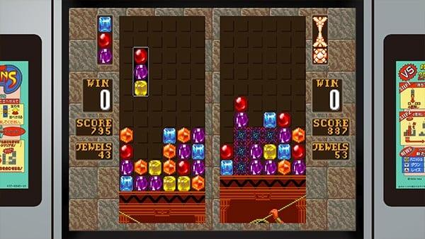Sega Ages: Columns II: The Voyage Through Time
