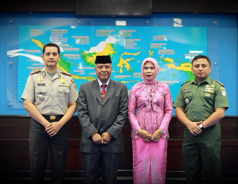 Pelantikan Kepala BNN RI Kab Aceh Selatan  (3/3)