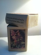 Lavender Oatmeal Flower Fairie Soaps from Sierra and Chas of Forest House Herbals - lovely!