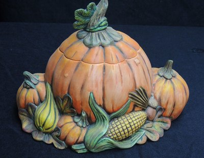 pumpkinjarGem Ceramic Mold Lancaster Denver  - Molds