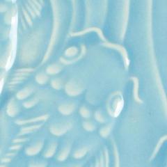 LG 24 2x2 Fish Tile - LG-24 Light Blue