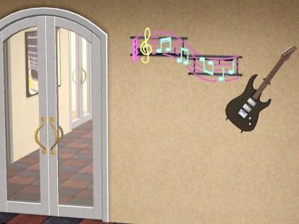 Eingang zur Musikschule
