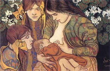 asesora de lactancia materna