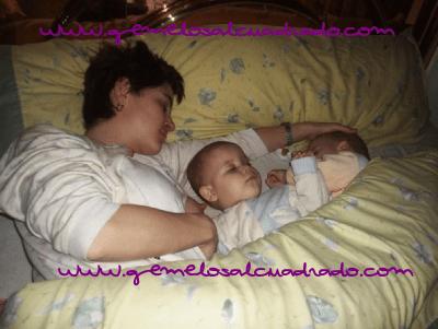 lactancia y sueño