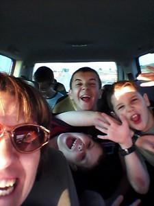 Cómo viajar con gemelos