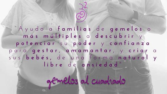 preparación a la maternidad gemelar