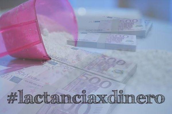 Con la lactancia no se juega #Lactanciaxdinero