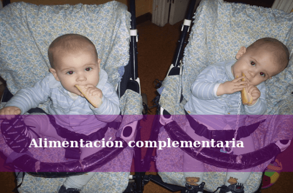 Alimentación complementaria: ¿Cuándo, por qué y cómo empezar con otros alimentos?