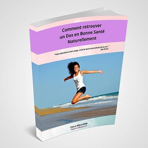 eBook Retrouver dos en bonne santé