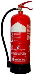 Foam Fire Extinguisher - Gemilerde Yangın Söndürücü Sistemler