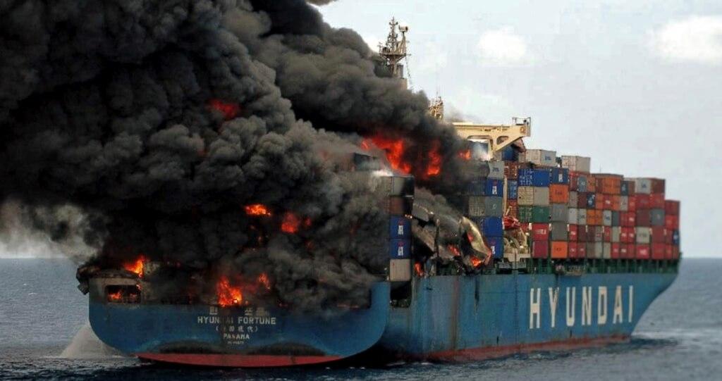 Gemide Yangın Söndürücü Sistemler_Yangınla Mücadele_Fire Fighting Systems for ships