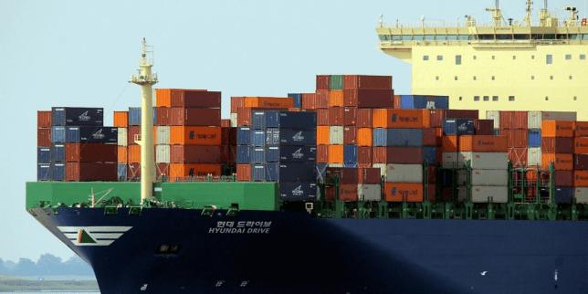 AIS Performans Standartları, Container Ship, Konteyner gemisi