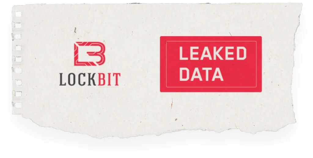 Lockbit leaked data because of two companies with the same name