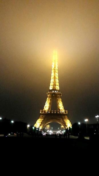 (Eiffel tower) Paris, France